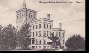 New York  Quincy   Headquarters Illinois S&S. Home