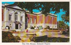 Virginia Richmonds Virginia Museum Of Fine Arts