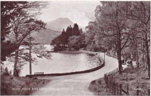 ABERFOYLE, Stirling, Stirlingshire, Scotland, 1910-30s ; Echo Rock