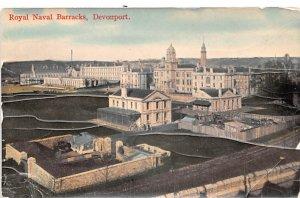 Royal Naval Barracks Devonport United Kingdom, Great Britain, England Unused