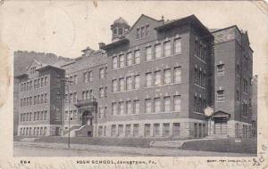 High School, Johnstown, Pennsylvania,PU-1907