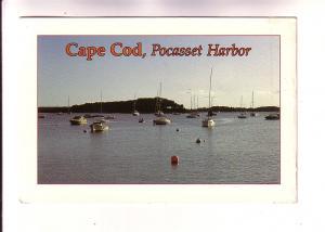 Yachts, Pocasset Harbor, Cape Cod, Massachusetts, Photo Nance Trueworthy