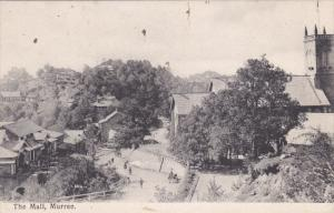 MURREE, Pakistan, 1900-1910's; The Mall