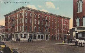 Cook's Hotel, Rochester, Minnesota,00-10s