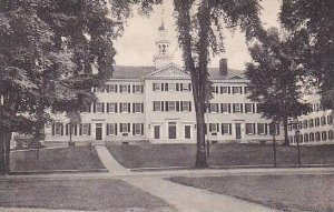 New Hampshire Hanover Dartmouth Hall Dartmouth College Albertype