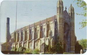 Cathedral of The Queen of the Holy Rosary Toledo Ohio OH