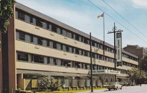 Doric-Howe, Motor Hotel, 1060 Howe, Vancouver, British Columbia, Canada, 1940...