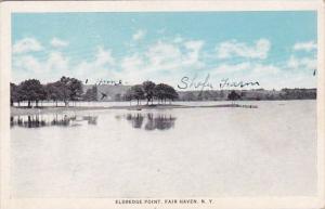 Eldredge Point Fair Haven New York
