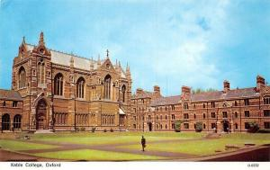 England Oxford Keble College
