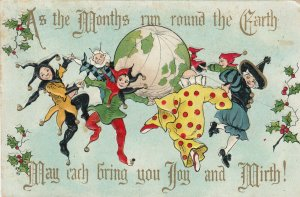 HBG ; As The Months Round The Earth , 1910