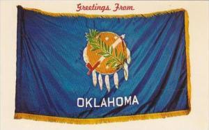 Oklahoma Tulse Oklahoma State Flag