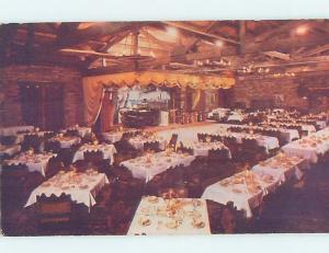 Pre-1980 RAMONA ROOM RESTAURANT AT LAST FRONTIER CASINO HOTEL Las Vegas NV G8799