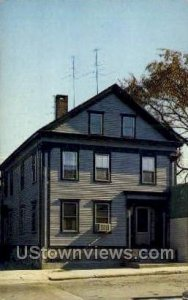 Lizzie Borden, Murder - Fall River, Massachusetts MA