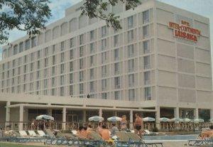 Lusaka International Hotel Zambia Africa Postcard