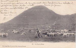 Le Puy de Dome , France , PU-1904