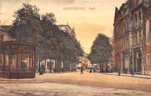 Spui Amsterdam Holland Unused