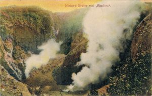 Indonesia - Nieuwe Krater vd Sindoro - 03.04