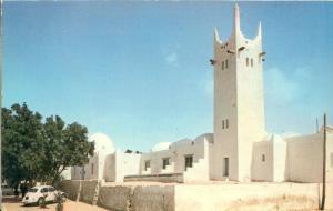 Algeria, Algerie, El-Oued, L'Hotel Transatlantique