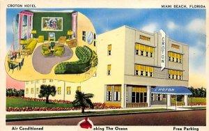 Croton Hotel Miami Beach, Florida