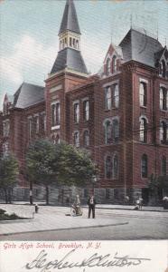 Girls High School, Brooklyn, NEW YORK CITY, New York, PU-1908