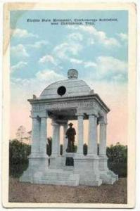 Florida State Monument, Chattanooga, TN, 10-20s