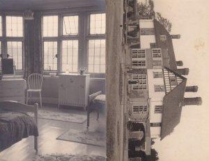 Greenwoods Stock Essex Bedroom 2x West Ham Central Mission Postcard s