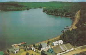 Lake View Lodge , BAPTISTE , Ontario , Canada , 50-60s
