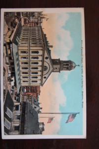 Faneuil Hall, Cradle of Liberty, Boston Massachusetts-The New England News Co.