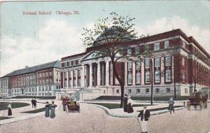 Normal School Chicago Illinois 1909