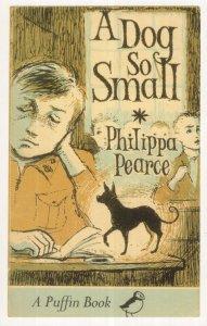 A Dog So Small Philippa Pearce 1968 Puffin Book Postcard