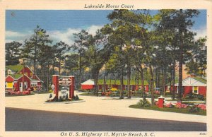 Lakeside Motor Court Myrtle Beach, South Carolina