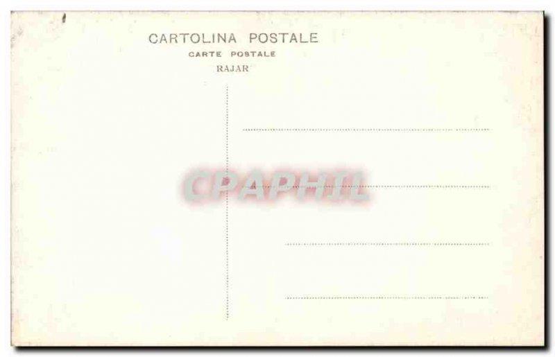 Postcard Ancient Pompeii Casa detta dei ettu i farmaciasti