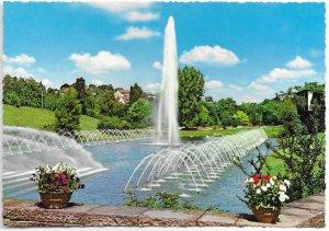 Stuttgart, Germany. Hohenpark Killesberg.   Unused