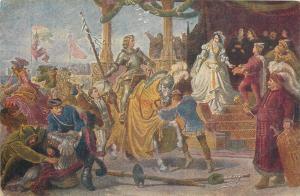 Wagner - Matyas legyozi Holubart - Hungary Matyas defeats Holubar