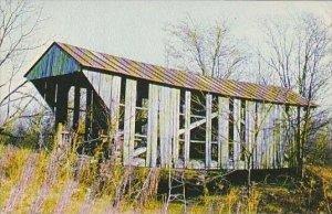 Ohio Waverly Pike Conuty Barger Farm Covered Bridge