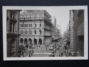 Australia NSW SYDNEY George Street c1930's RP Postcard