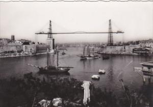 Le Pont Transbordeur Marseille France