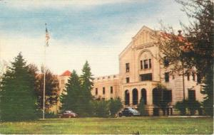 1940s Lutheran Sanatorium WHEATRIDGE COLORADO Poertner postcard 3750