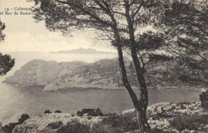 CPA Marseille (Dep.13) Calanque et Bec de Sormoiu (3872)