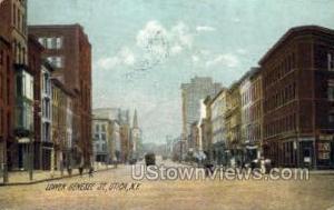 Genesee Street Utica NY 1911