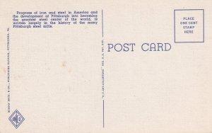 PITTSBURGH, Pennsylvania, 1930-1940's; Pittsburgh, Workshop Of The World, Nig...