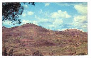 Le pays aux mille collines porte bien son nom , Rwanda , 40-60s