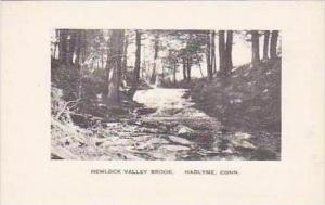 Connecticut Hadlyme Hemlock Valley Brook Albertype