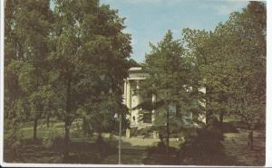 THE MISSISSIPPI GOVERNOR'S MANSION, JACKSON, unused Postcard