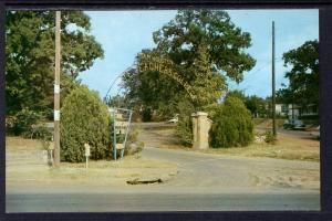 Entrance,Sam Houston State Teachers College,Huntsville,TX