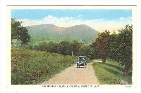 Doublehead Mountain, Jackson, White Mountains, New Hampshire, 1900-1910s
