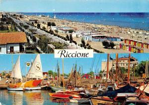 Italy Riccione bonjour de Riccione, Greetings, Gruesse