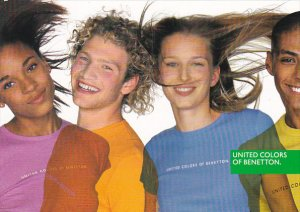 Advertising United Colors Of Benetton