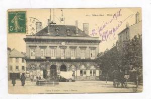 Mauriac , France, , Cantal, PU-1918  Hotel de Ville