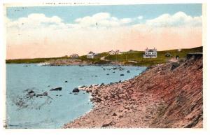 Rhode Island  Block Island , Pebbly beach